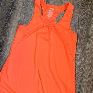 Orange Danskin Now Tank